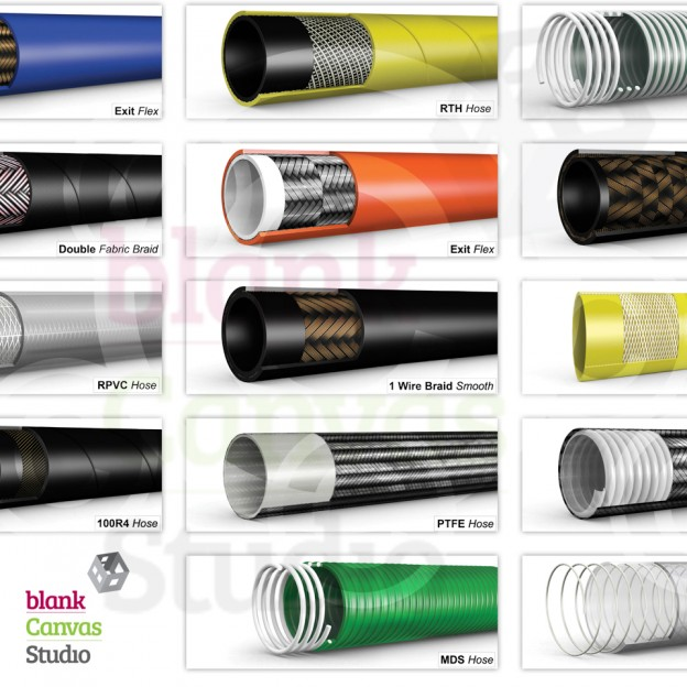 Featured Cable Illustrations | Contact Sheet
