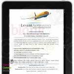 Levant Aeronautics Temp Splash Screen