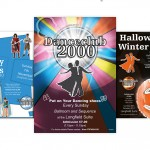 Dance Club 2000 Posters - Created to promote Events