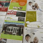 Leaflet and Flyer Design