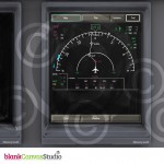 Instrument Panels for presentations and Manuals on the Embraer 170 and 190 | Illustrations created as a Training aid to help Ground School Instructors