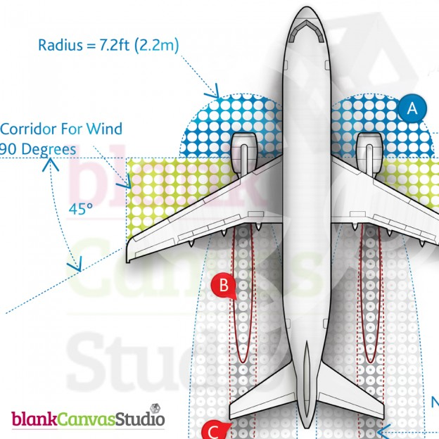 Technical Illustrations | Aircraft