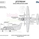 BAe Jetstream 31 - 32 Black and White Avionics Manual TCAS